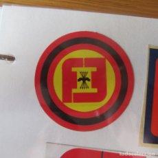 Pegatinas de colección: PEGATINA POLITICA TRANSICION. Lote 169897340
