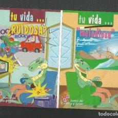 Pegatinas de colección: PEGATINA JUNTA DE CASTILLA Y LEÓN . Lote 172020914