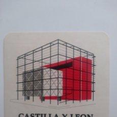 Pegatinas de colección: PABELLON CASTILLA & LEON.SEVILLA EXPO 92. Lote 172708722