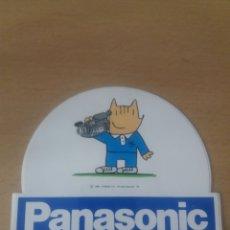 Pegatinas de colección: PEGATINA PANASONIC. Lote 172770800