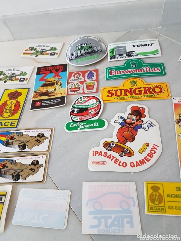 Pegatinas de colección: Lote pegatinas adhesivos - Foto 3 - 173024489