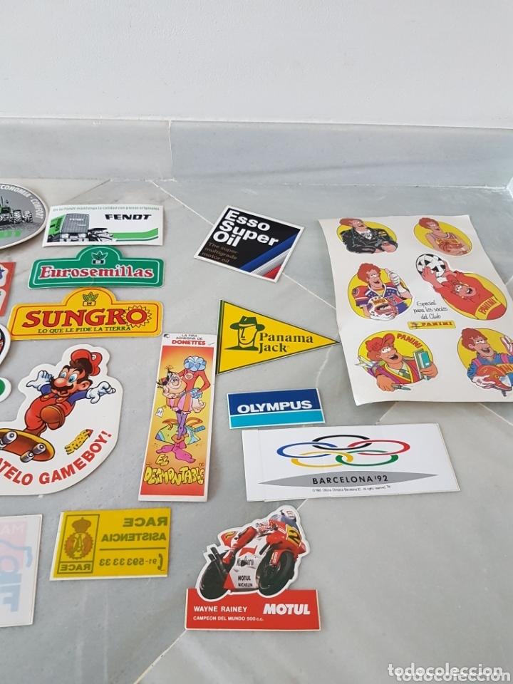 Pegatinas de colección: Lote pegatinas adhesivos - Foto 4 - 173024489