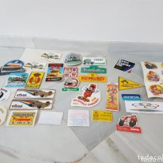 Pegatinas de colección: LOTE PEGATINAS ADHESIVOS. Lote 173024489