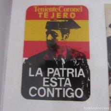 Pegatinas de colección: PEGATINA POLITICA TRANSICION. Lote 173601117