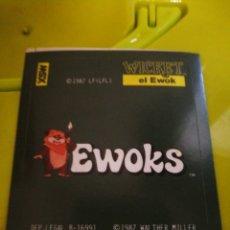 Pegatinas de colección: PEGATINA EWOKS. Lote 173867583