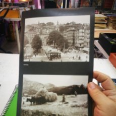 Pegatinas de colección: PEGATINAS EL LIBRO DE ORO DE BIZKAIA FOTO 26 Y 76. Lote 174007290