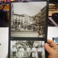 Pegatinas de colección: PEGATINAS EL LIBRO DE ORO DE BIZKAIA FOTO 14 Y 117. Lote 174007525