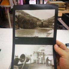 Pegatinas de colección: PEGATINAS EL LIBRO DE ORO DE BIZKAIA FOTO 12 Y 40. Lote 174007573