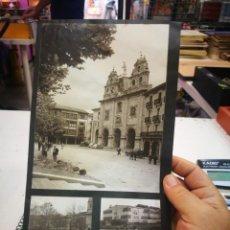 Pegatinas de colección: PEGATINAS EL LIBRO DE ORO DE BIZKAIA FOTO 48- 119 Y 71. Lote 174007612