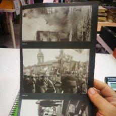 Pegatinas de colección: PEGATINAS EL LIBRO DE ORO DE BIZKAIA FOTO 44- 131 Y 121. Lote 174007675