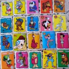 Pegatinas de colección: LOTE PEGATINAS CARAMELOS PEZ. Lote 174044792