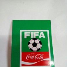 Pegatinas de colección: PEGATINA FIFA/COCA COLA. Lote 174255763