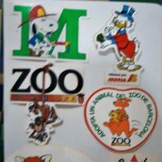 Pegatinas de colección: LOTE 6 PEGATINAS INFANTILES, AÑOS 80 (NUNCA ENGANCHADAS). Lote 174393812