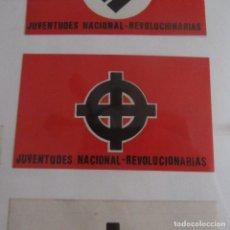 Pegatinas de colección: PEGATINA POLITICA TRANSICION . Lote 174971262