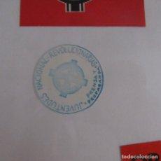 Pegatinas de colección: PEGATINA POLITICA TRANSICION . Lote 174971382