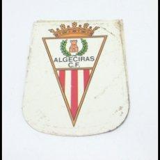 Pegatinas de colección: PEGATINA FUTBOL ESCUDO ALGECIRAS CF. Lote 177823299