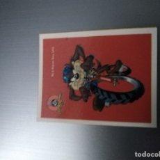 Pegatinas de colección: PEGATINA DEMONIO TAZMANIA MARCA TOSFRIT. Lote 178317288