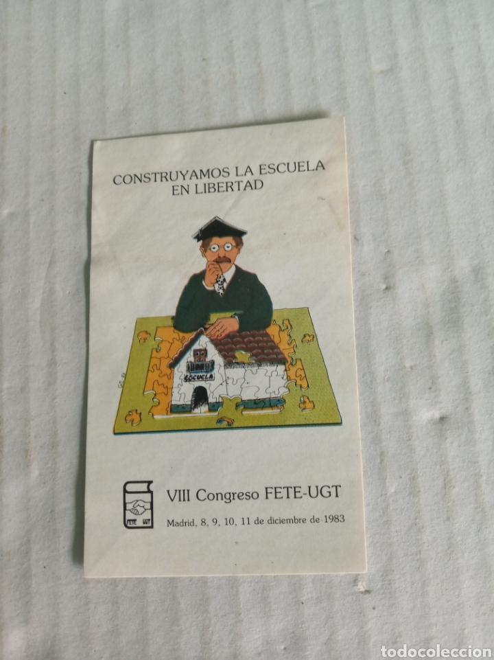 UGT (Coleccionismos - Pegatinas)