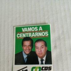 Pegatinas de colección: CDS. Lote 179063147