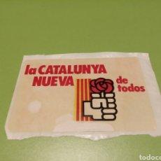 Pegatinas de colección: PSOE. Lote 179206318