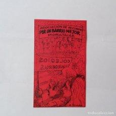 Pegatinas de colección: PEGATINA POLÍTICA . Lote 180203212