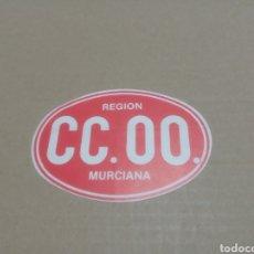 Pegatinas de colección: CC.OO.. Lote 180206778
