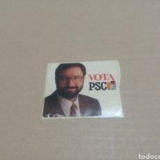 Pegatinas de colección: VOTA PSOE. Lote 180207373