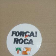 Pegatinas de colección: FORSA ROCA. Lote 180207533