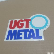 Pegatinas de colección: UGT METAL. Lote 180208342