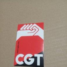 Pegatinas de colección: CGT. Lote 180277117
