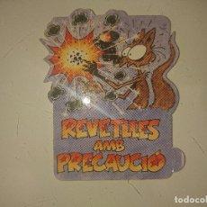 Pegatinas de colección: PEGATINA RIO GRANDE ORIGINAL JEANS , LEER DESCRIPCION. Lote 180296472
