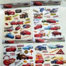 Pegatinas de colección: 90 PEGATINAS ADESIVOS STICKERS CARS. Lote 181196555