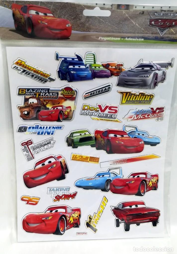 Pegatinas de colección: 90 PEGATINAS ADESIVOS STICKERS CARS - Foto 2 - 181196555