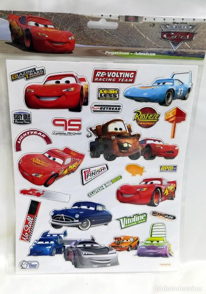 Pegatinas de colección: 90 PEGATINAS ADESIVOS STICKERS CARS - Foto 3 - 181196555