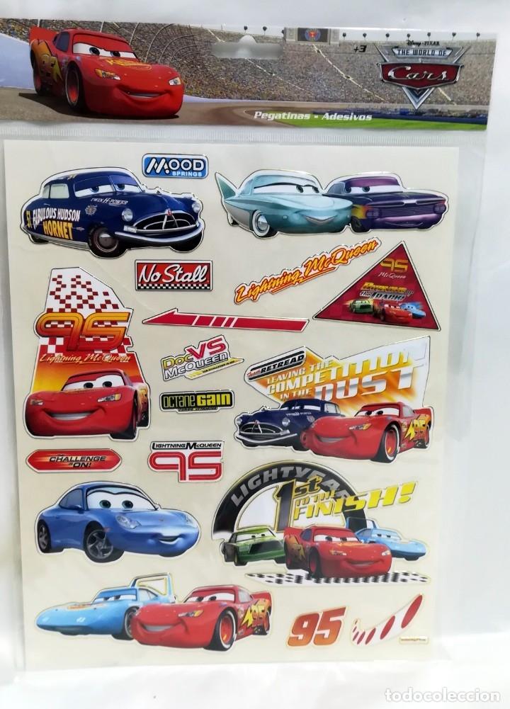 Pegatinas de colección: 90 PEGATINAS ADESIVOS STICKERS CARS - Foto 4 - 181196555