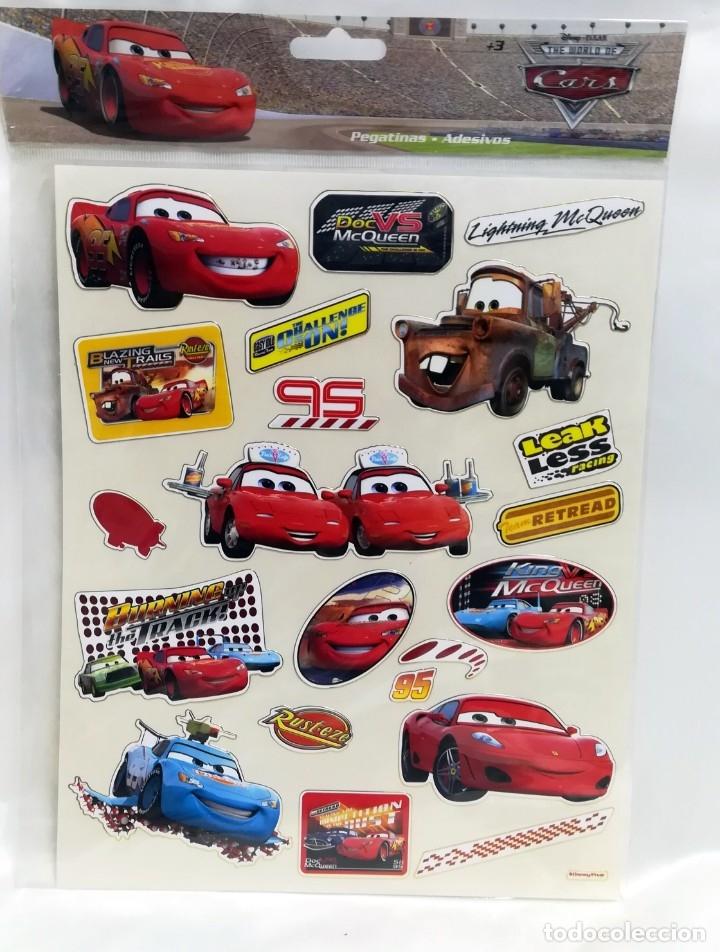 Pegatinas de colección: 90 PEGATINAS ADESIVOS STICKERS CARS - Foto 5 - 181196555
