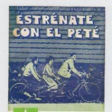 Pegatinas de colección: PEGATINA POLÍTICA. PTA ( PARTIDO DE LOS TRABAJADORES DE ANDALUCIA ). . Lote 189284542