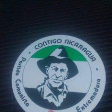 Autocolantes de coleção: PEGATINA POLITICA COMUNISTA TRANSICION. Lote 190856925