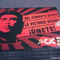 Autocolantes de coleção: PEGATINA POLITICA COMUNISTA CHE . Lote 191626786