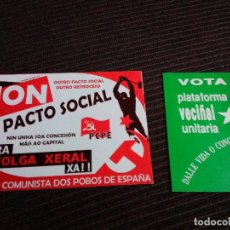 Autocolantes de coleção: PEGATINA POLITICA COMUNISTA. Lote 191709958