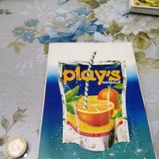 Pegatinas de colección: PEGATINA AÑOS 80 PLAY'S. Lote 192093742