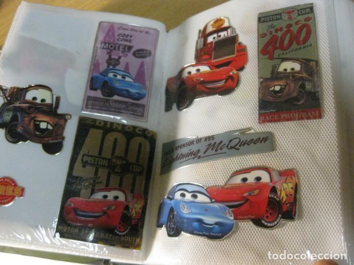 Pegatinas de colección: album con muchisimas pegatinas spiderman, mickey cars doraimon super heroes tanques - Foto 17 - 192099713