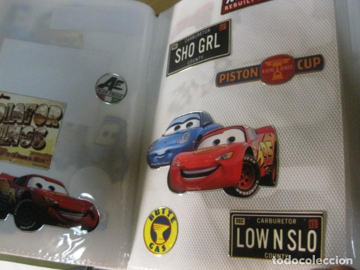 Pegatinas de colección: album con muchisimas pegatinas spiderman, mickey cars doraimon super heroes tanques - Foto 18 - 192099713