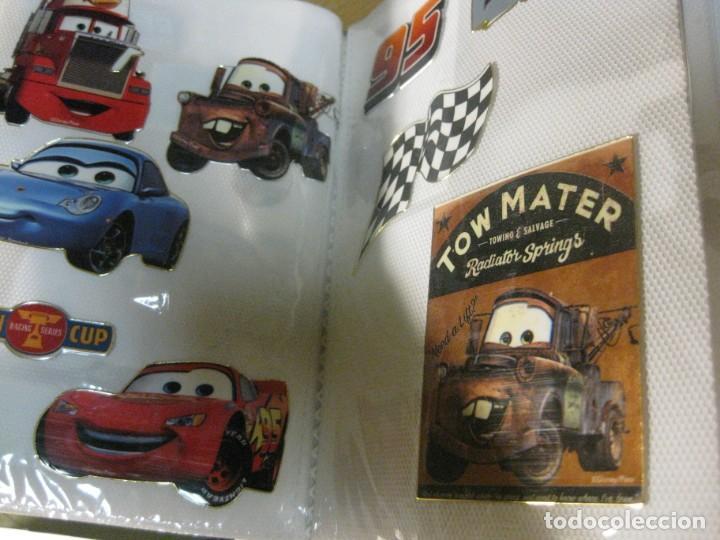 Pegatinas de colección: album con muchisimas pegatinas spiderman, mickey cars doraimon super heroes tanques - Foto 19 - 192099713