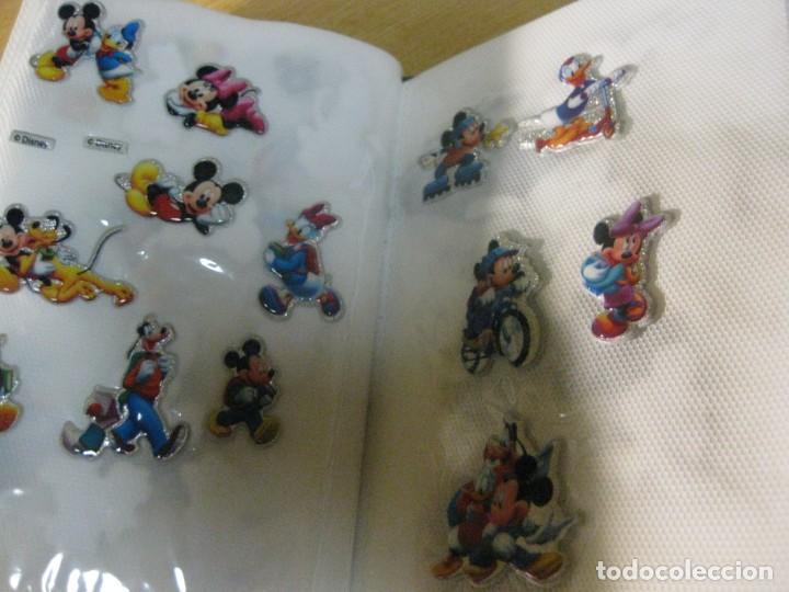 Pegatinas de colección: album con muchisimas pegatinas spiderman, mickey cars doraimon super heroes tanques - Foto 27 - 192099713