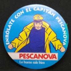 Autocolantes de coleção: PEGATINA CAPITÁN PESCANOVA. Lote 192454703