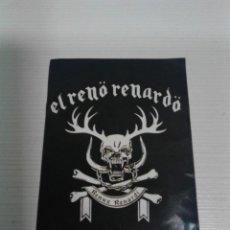 Pegatinas de colección: PEGATINA EL RENÖ RENARDÖ.. Lote 194516190