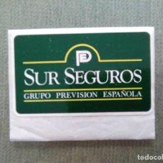 Pegatinas de colección: PEGATINA SUR SEGUROS GRUPO PREVISION ESPAÑOLA. Lote 194748087