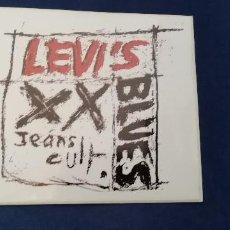 Pegatinas de colección: PEGATINA LEVI'S. Lote 194888827