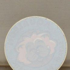 Pegatinas de colección: PEGATINA PARC AQUUALEON PARA CRISTAL . Lote 195345595